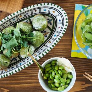 ホームパーティーで活用! 枝豆の3ステップ&アレンジレシピ
