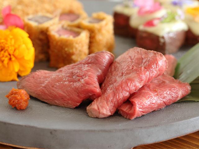 食の匠たちが仕掛ける新ブランド肉、あがの姫牛
