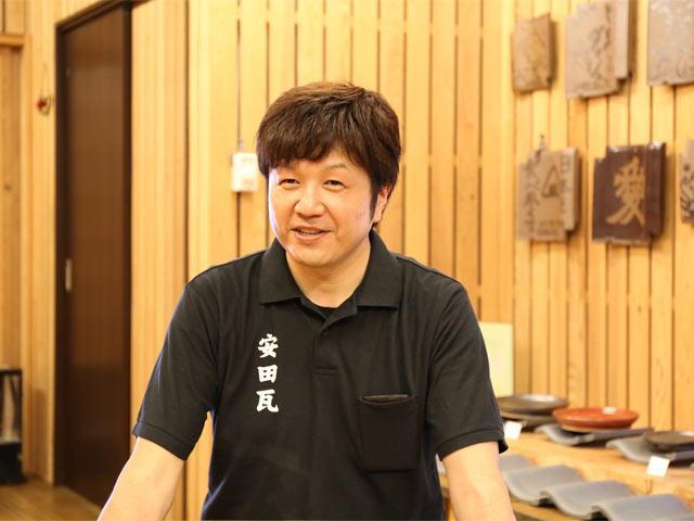 〈TSUKI〉の開発に取り組んだ遠藤さん