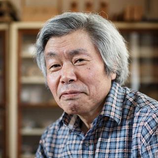 〈村上木彫堆朱〉彫師・川上健さん