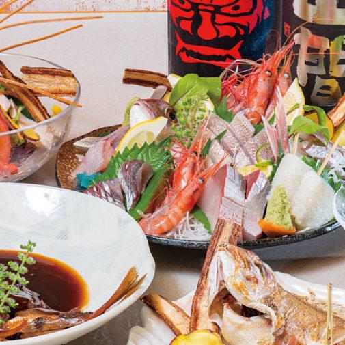 酒どころ新潟の絶品居酒屋! 地元情報誌『Komachi』が選ぶ6店