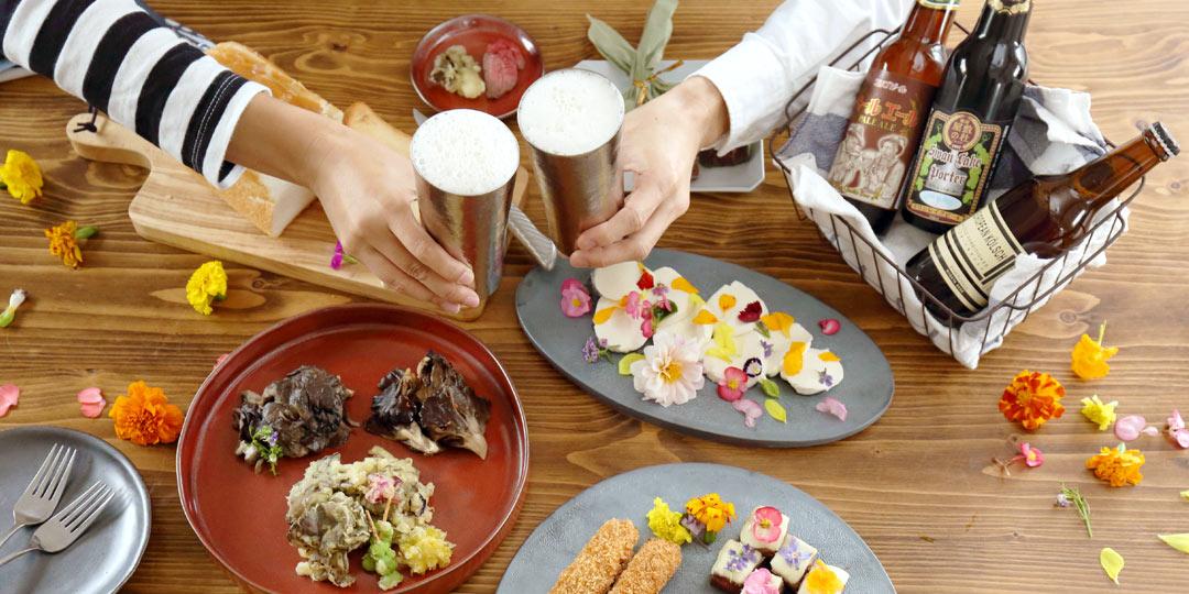 """日本酒だけじゃない!自宅で味わいたい""""新潟産""""のクラフトビール"""