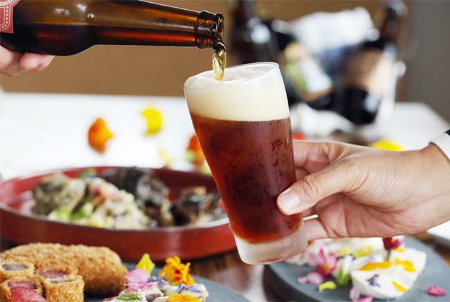 """日本で""""初めて""""づくしのクラフトビール"""