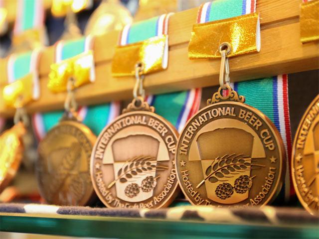 計119個のメダルを獲得