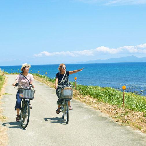 新潟の粟島を巡る2日目 本来の自分を取り戻せ 粟島時間でリセット
