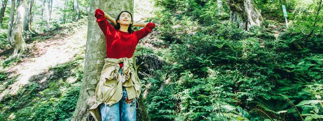 自然を感じる〜山歩きや天体観測でデジタルデトックス〜