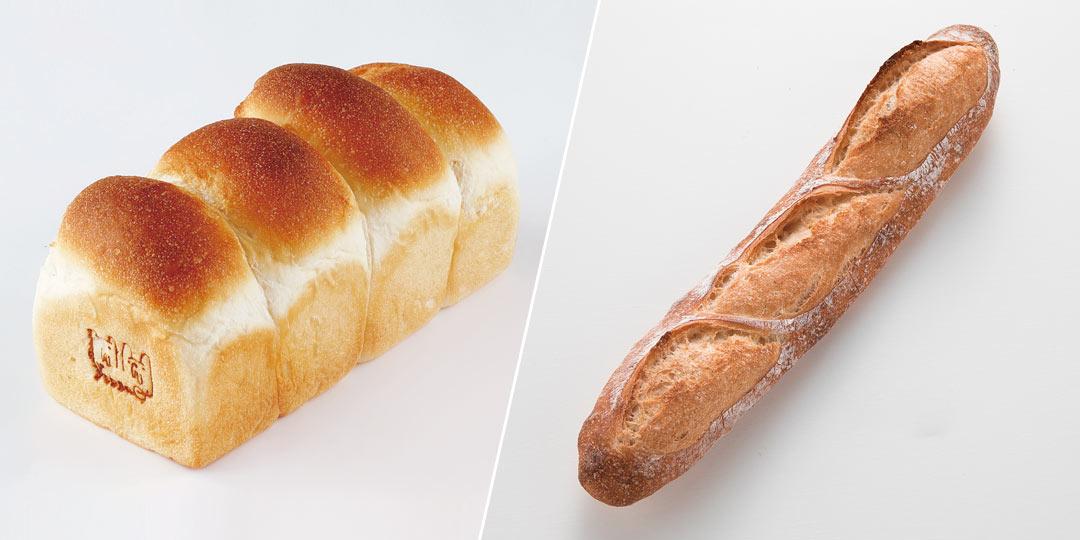 肥沃な大地が育む、新潟生まれの小麦でつくるパン