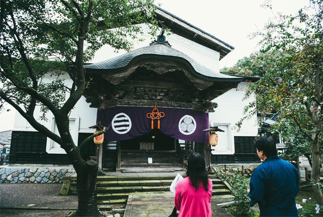 重要文化財の浄念寺