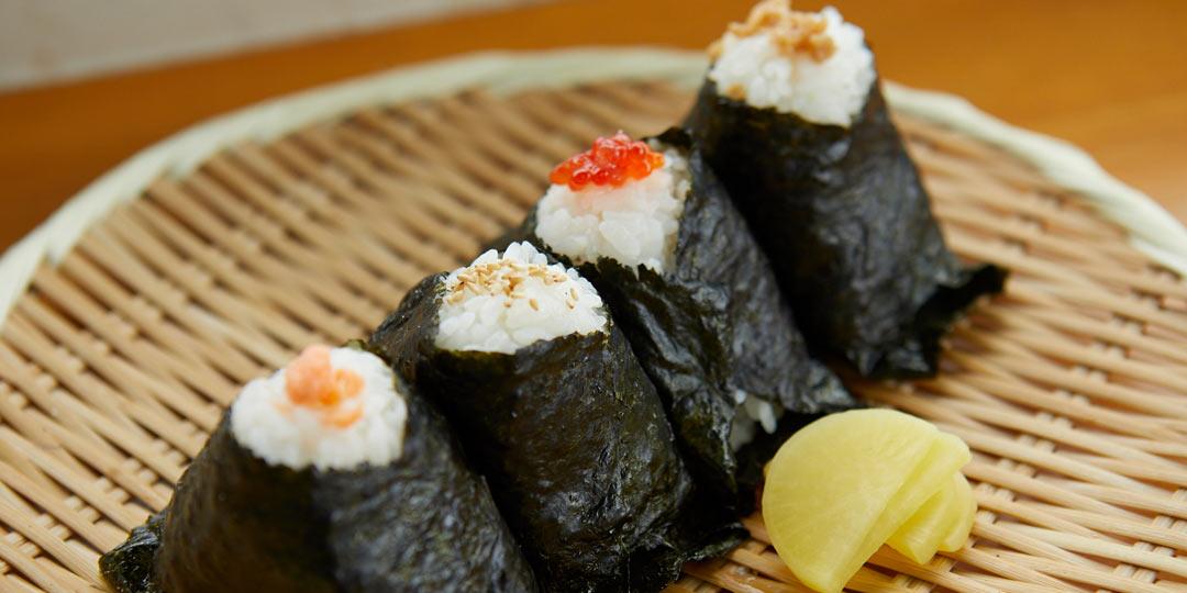 愛情こめて、やさしく握って。新潟県のお米を最大限に味わうことができるおにぎり専門3店