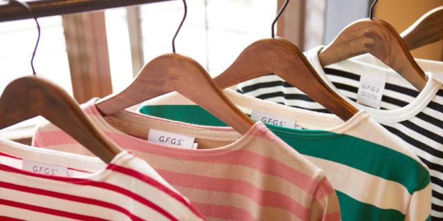 ボーダーシャツをオーダーメイド!? 最高の普段着〈G.F.G.S.〉のものづくり