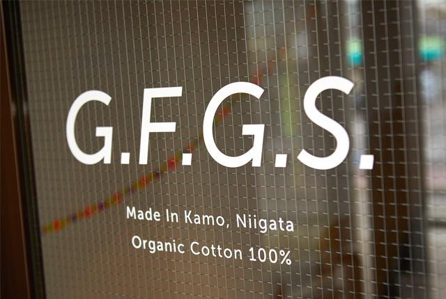 〈G.F.G.S.〉ロゴ