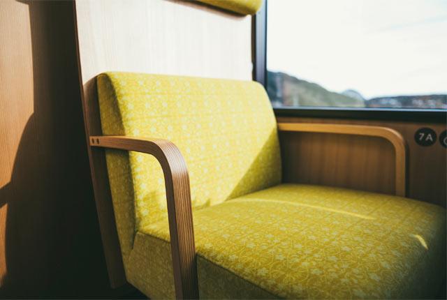 天童木工が制作した椅子