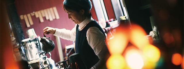 〈蔵cafe 沙羅〉