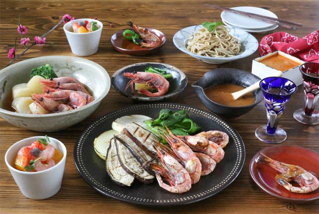 カンタンレシピでつくる「南蛮エビ」料理4種類