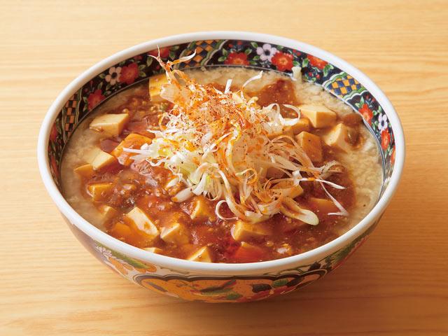 背脂マーボー麺