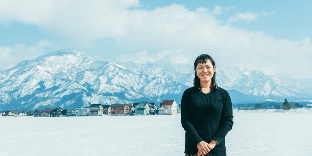 角田光代が綴る新潟の旅「新潟が育んだ、美を追う心」