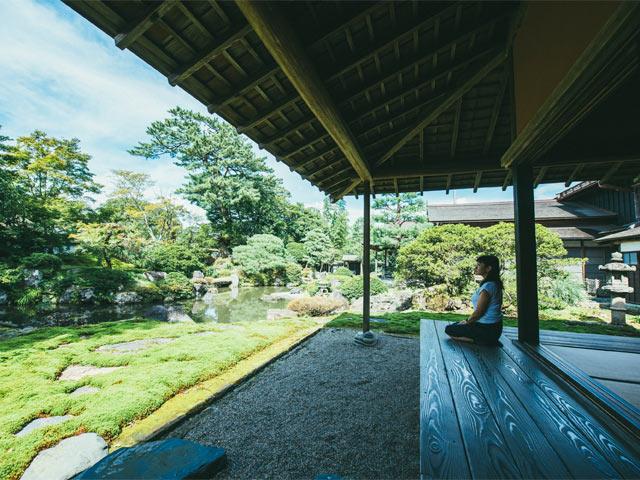 関川村「渡邉邸」