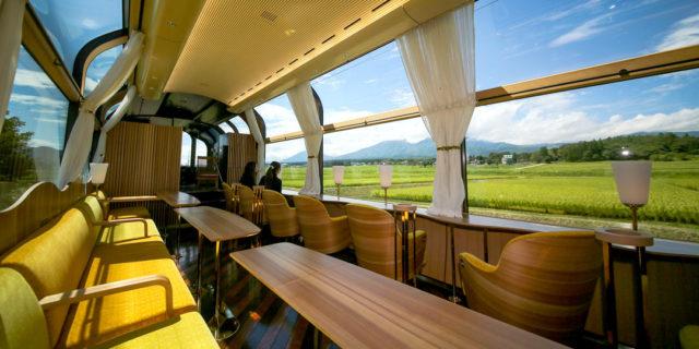 運行3周年記念「イタリア料理と日本海の夕日」便が増便! 新潟の風景と食事が贅沢に味わえる観光列車〈えちごトキめきリゾート雪月花〉