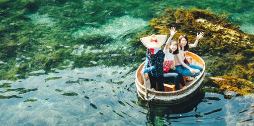 意外と近い、にいがた女子旅 - My Weekend Trip to Niigata