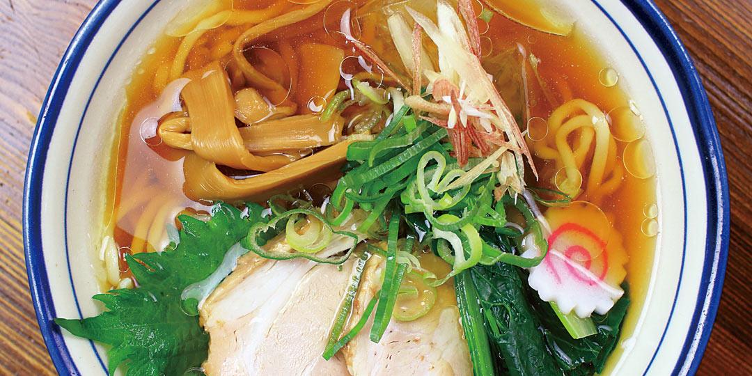 ご当地麺の大胆アレンジ&ガッツリ系も! 中越エリア