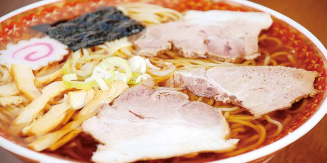 長岡市〈鈴多食堂〉の冷やしラーメンに舌鼓。地元では「冷丼」と呼ばれる!?
