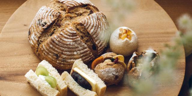 リピーター続出!の〈パンといす〉。柏崎の絶景の海を見下ろすベーカリー