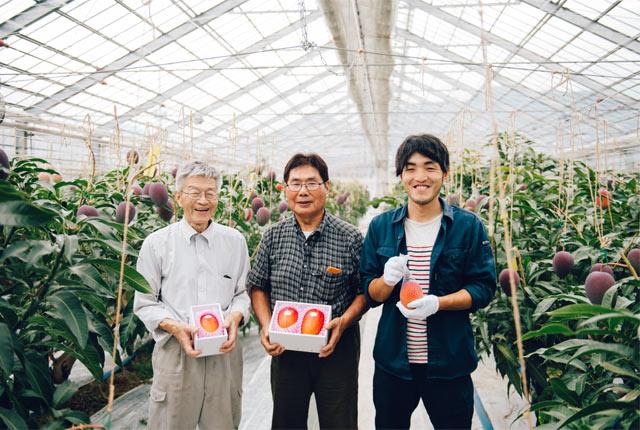 左から村山さん、江口さん、橘さん