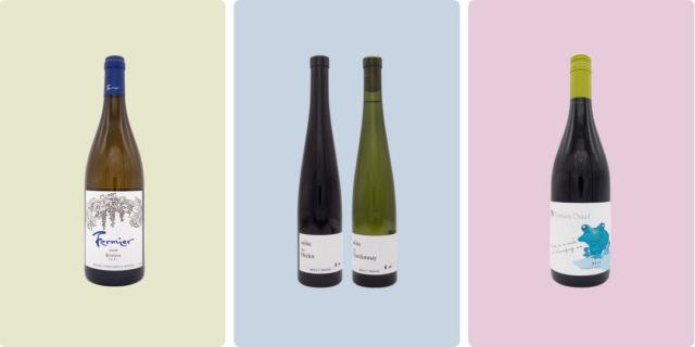 新潟砂丘を切り拓いた〈新潟ワインコースト〉の3本