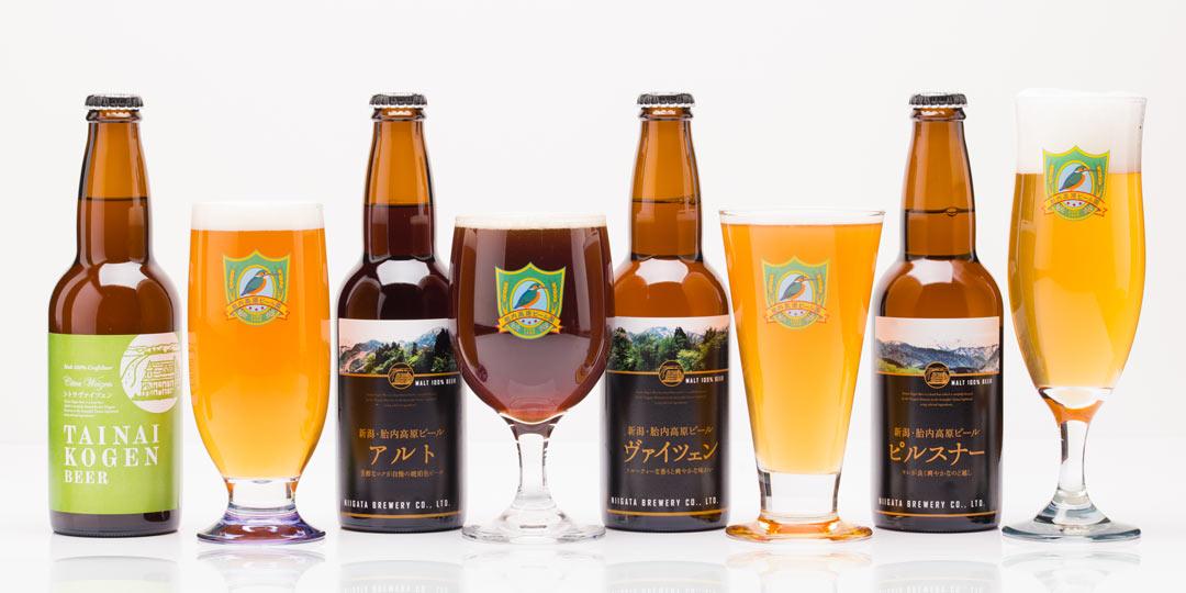 日本のクラフトビール発祥の地、新潟県で味わう地ビール! 地元情報誌『Komachi』の10選