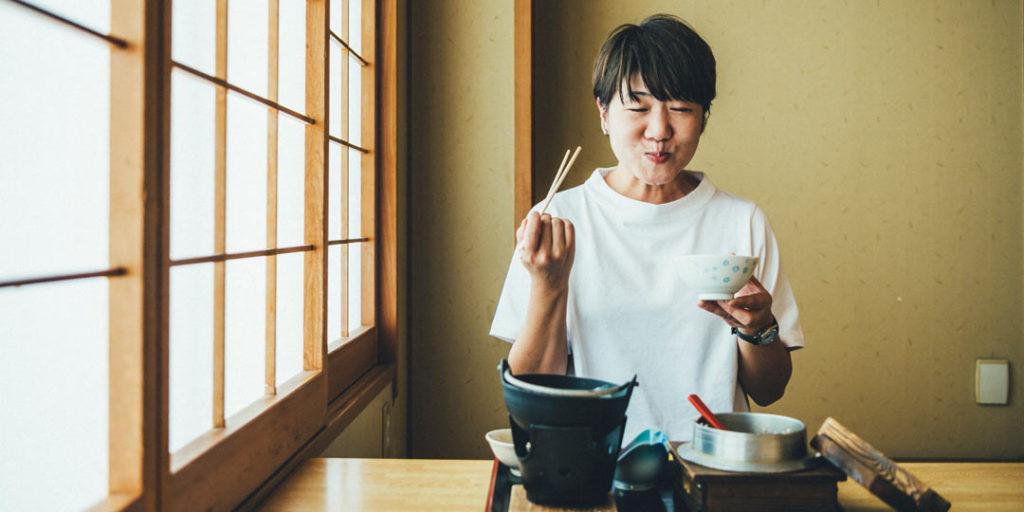 料理家・坂田阿希子さんが巡る、新潟「食」の旅「弥彦・三条エリアの歴史と食文化に触れる」
