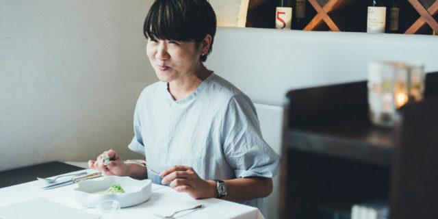 料理家・坂田阿希子さんが巡る、新潟「食」の旅 「地元素材を使う三条市のイタリアン 〈イルリポーゾ〉へ」