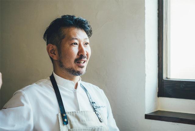 原田誠さん