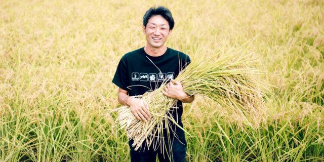ドローンを使った米づくり!? 農業ベンチャーが挑戦するスマートでかっこいい農業