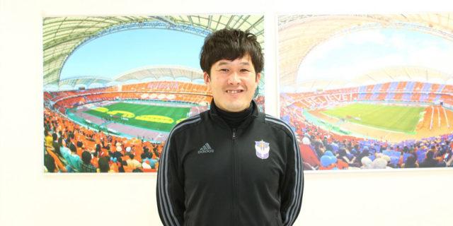 選手としても一人の人間としても、新潟の温かさに助けられた - 若手選手の育成に尽力することが恩返し - 〈アルビレックス新潟〉U-15監督 内田潤さん