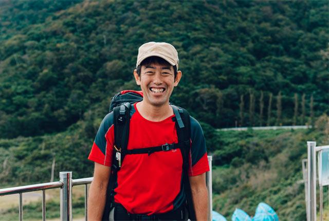山里寿裕さん