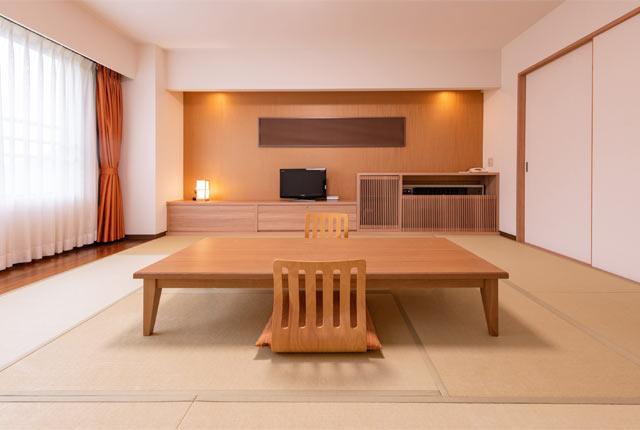 湯沢東映ホテルの客室