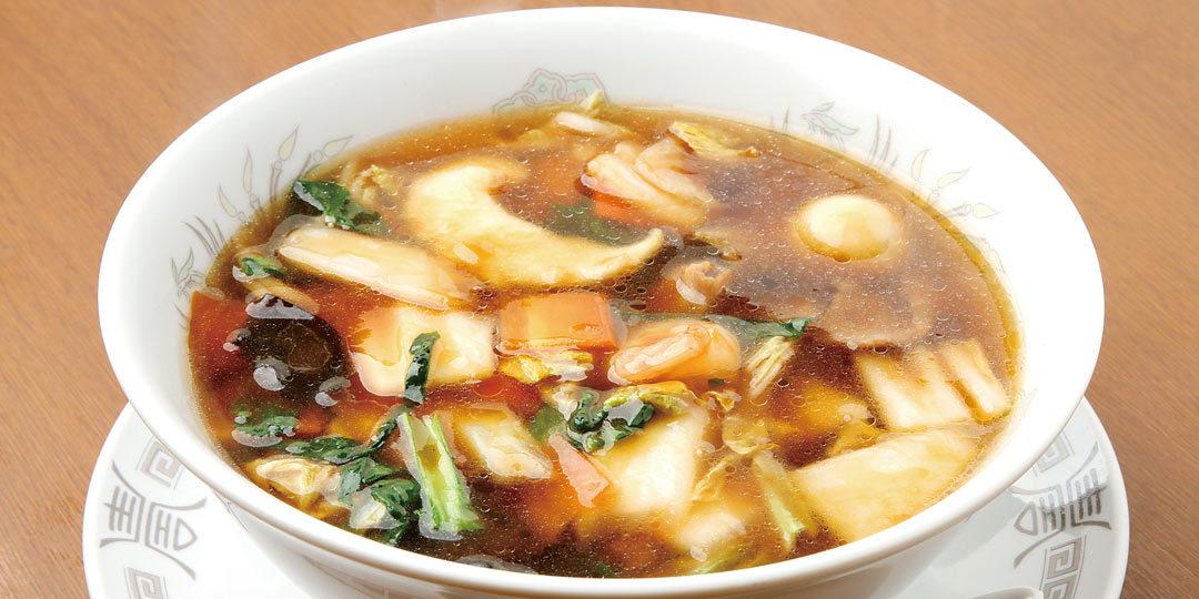 〈保盛軒〉は新潟における中華料理店のパイオニア!