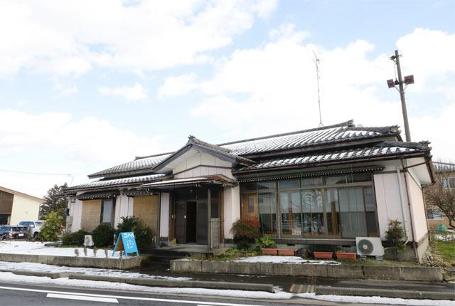 佐藤聡恵さん宅