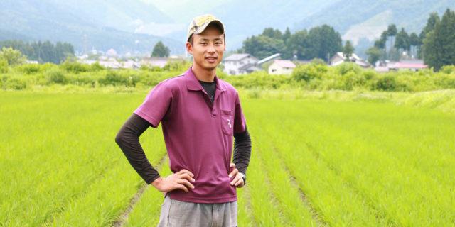 農業で地域の未来を切り拓く若者が笑顔で暮らす地域を目指して〈ひらくの里ファーム〉青木拓也さん