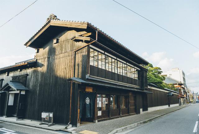 旧小澤家住宅の外観