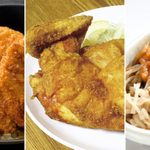 カツ丼、から揚げ、イタリアンの様子が違う! 東京では通じない新潟グルメ
