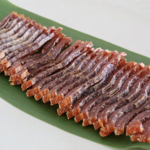 日本酒に浸して食べる贅沢な逸品! 村上名産「鮭の酒浸し」