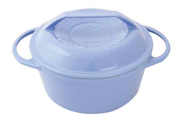 〈リロンデル〉の鋳物鍋