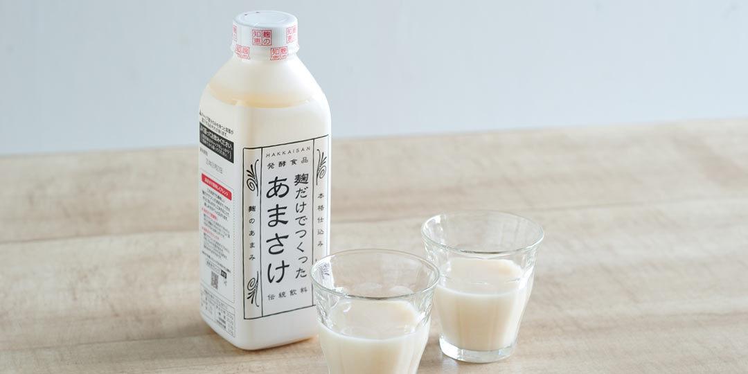 酒蔵こだわりの麹が生み出す滋味〈千年こうじや〉