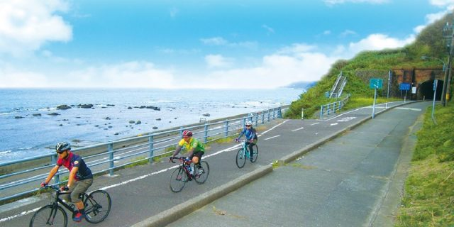 久比岐自転車道を走ろう~秋のりんりんキャンペーン2020~スタンプラリー