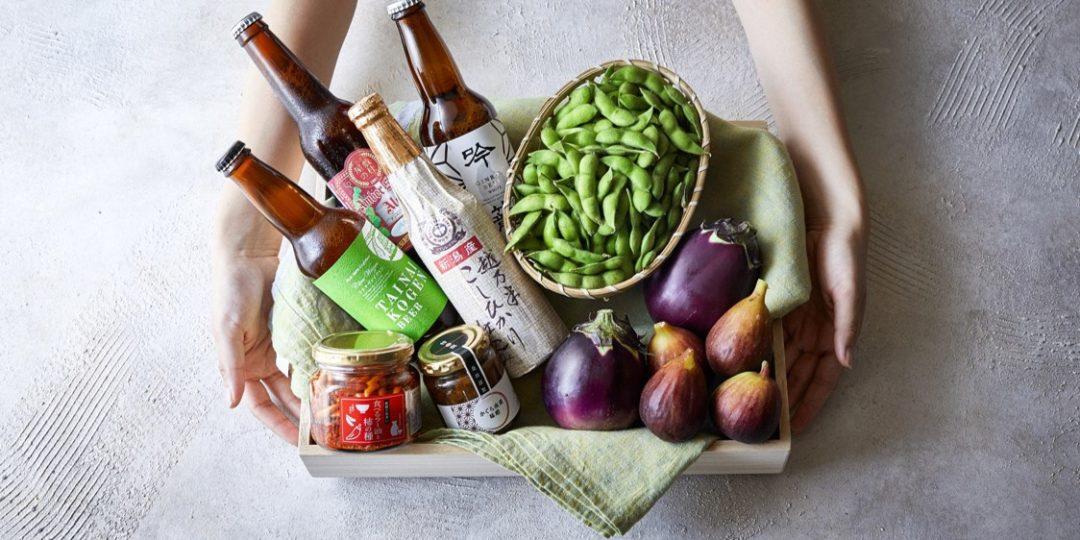 ELLE gourmetにて「新潟の食」が新たな展開を魅せます