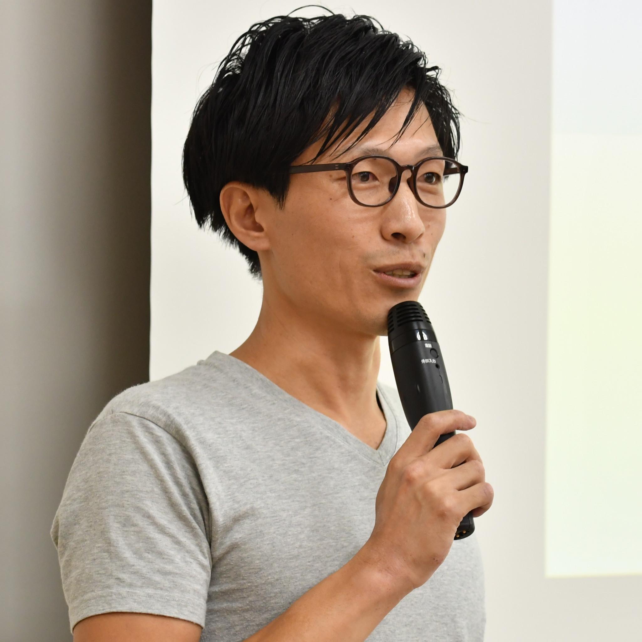 遠藤涼介さん