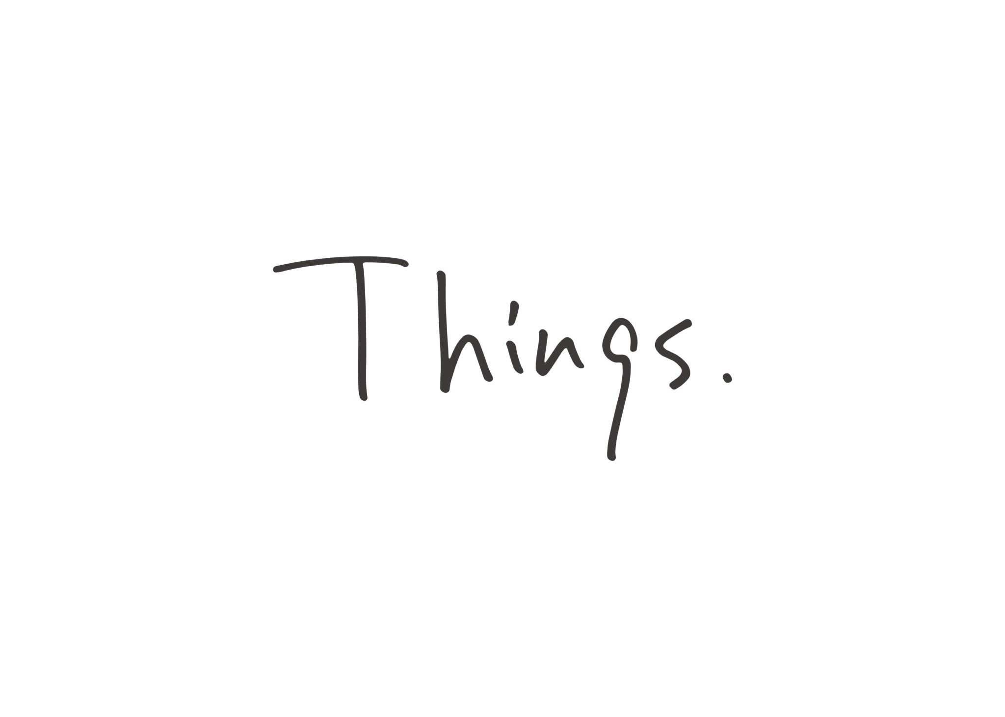 Thingsさん