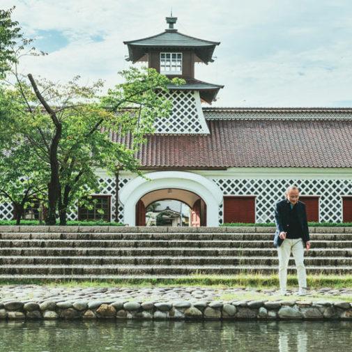 山田五郎さんと行く新潟、建築旅(後編)。新潟市から長岡市へ、知られざる前川建築と現代建築を巡る