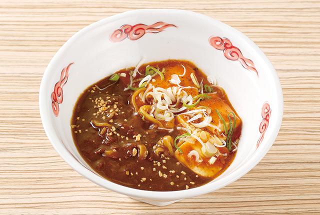 カレー麻婆麺